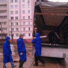 Разгрузка фур, вагонов, контейнеров в Смоленске