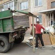 Вывоз строительного мусора Ставрополь от 1500. ГАЗель. ЗИЛ. Грузчики.