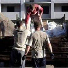 Вывоз бытового мусора Ставрополь от 1500. ГАЗель. ЗИЛ. Грузчики.