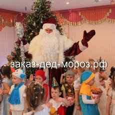 Заказ Дед Мороза Красногорск