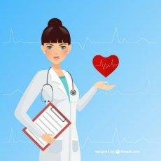 Квалифицированная медсестра
