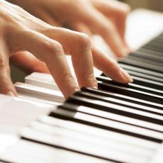 Уроки игры на фортепиано, репетитор