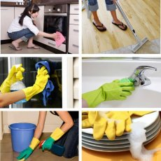 Быстрая уборка квартир