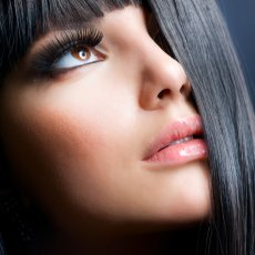 Наращивание волос, ресниц на дому