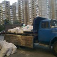 Вывоз строительного, быт. мусора ГАЗель от 1500. Услуги Грузчиков от 1000.