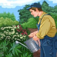 Требуется помощник по хозяйству с проживанием