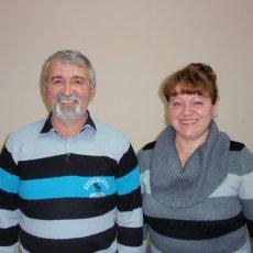 Семейная пара Василий и Галина ищут работу