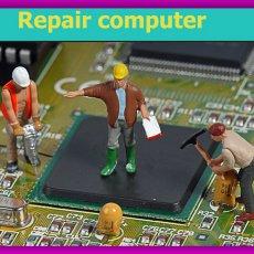 Сложный ремонт ноутбуков,  с возможной заменой чипа и видеоматрицы