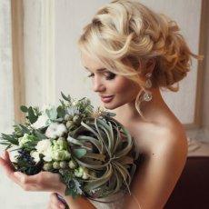 Свадебные причёски - выезд