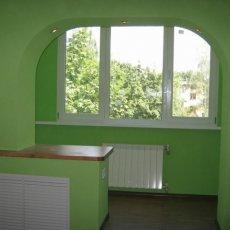 Окна ПВХ Остекление и отделка балконов и лоджий