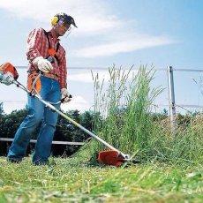 Скосить траву, вспахать землю, огород в Новосибирске