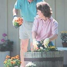 Помощники по хозяйству с проживанием, семейная пара