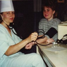Капельницы на дому. Медсестра. Москва