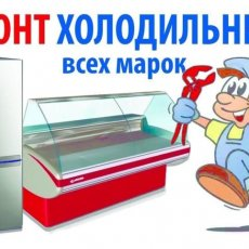 Срочный ремонт бытовых и промышленных холодильников в Ялте