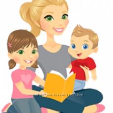 Няня для двоих детей