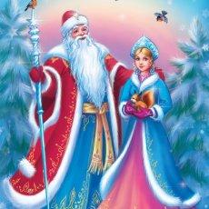 Дед Мороз и Снегурочка. Праздник в ваш дом!