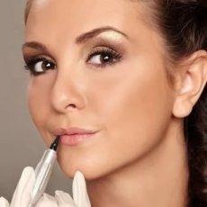 Перманентный макияж бровей, губ (все техники)
