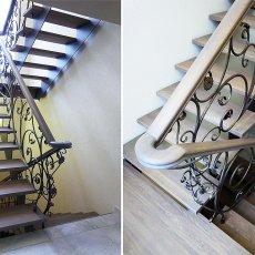 Лестницы металлические, деревянные